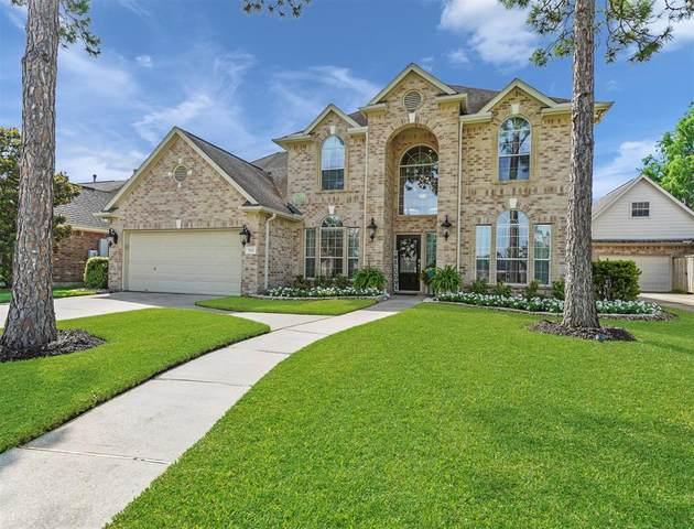 2422 Kinsdale Avenue, Dickinson, TX 77539 (MLS #30319180) :: The Sansone Group