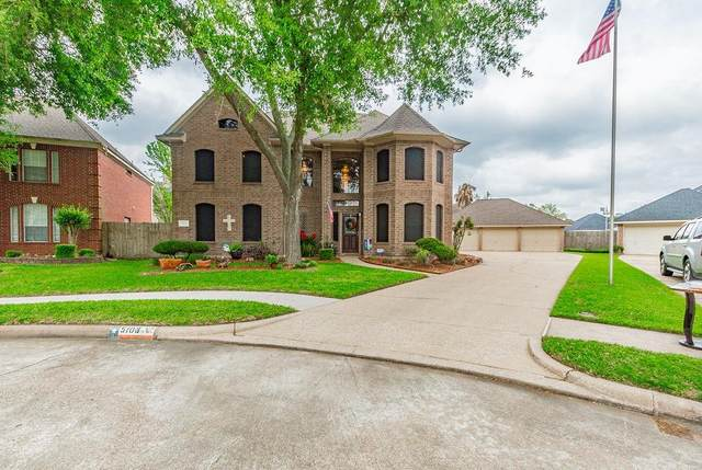 5103 Scottline Drive, Pasadena, TX 77505 (MLS #30320768) :: The SOLD by George Team