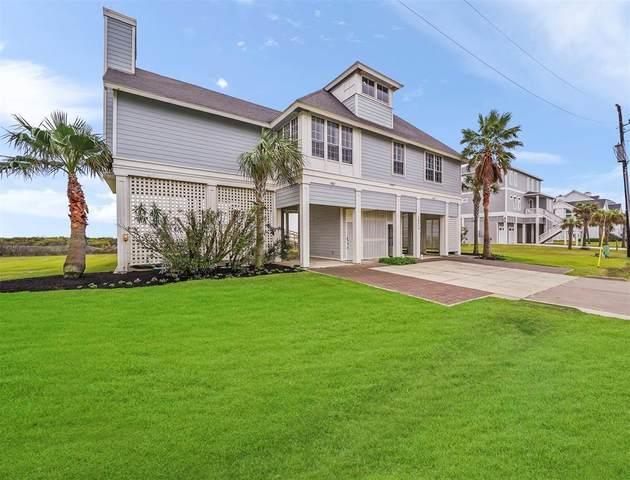 18319 E De Vaca, Galveston, TX 77554 (MLS #30327697) :: Green Residential