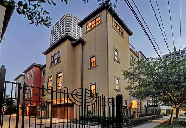 2419 Brazoria Street A, Houston, TX 77019 (MLS #30339697) :: Texas Home Shop Realty