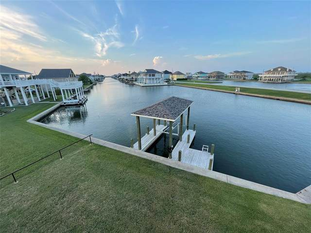 1145 Waterview Lane, Crystal Beach, TX 77650 (MLS #30361247) :: Texas Home Shop Realty