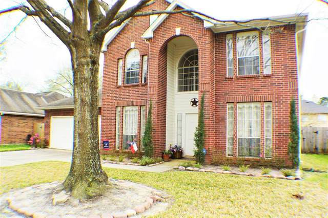 4815 Dove Springs Drive, Houston, TX 77066 (MLS #30371287) :: The Sansone Group