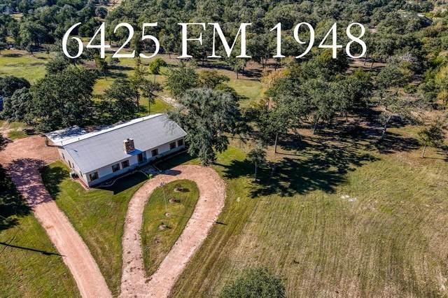 6425 Fm 1948 Road W, Burton, TX 77835 (#30381490) :: ORO Realty