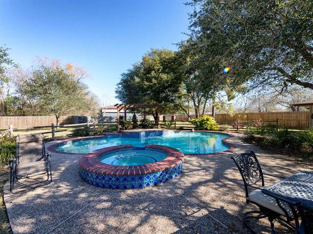3409 Avenue K, Santa Fe, TX 77510 (MLS #30388632) :: The SOLD by George Team
