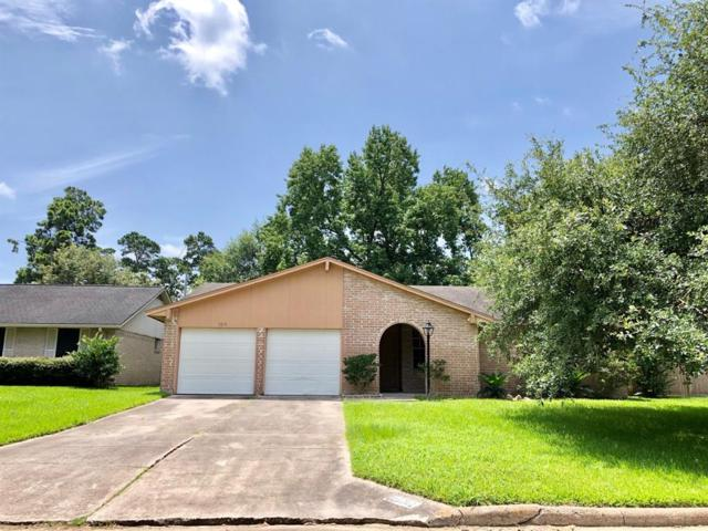 3614 Wintergreen Drive, Humble, TX 77396 (MLS #30396889) :: JL Realty Team at Coldwell Banker, United