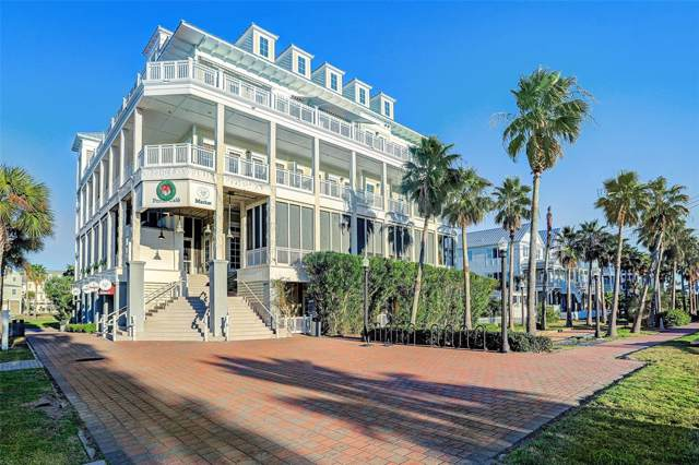 1625 E Beach Drive 4A, Galveston, TX 77550 (MLS #30420942) :: The SOLD by George Team
