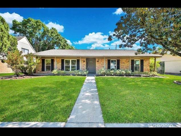 5934 Lattimer Dr, Houston, TX 77035 (MLS #30421012) :: The SOLD by George Team