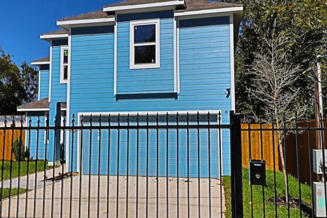 4513 White Rock Street #1, Houston, TX 77051 (MLS #30429638) :: Texas Home Shop Realty
