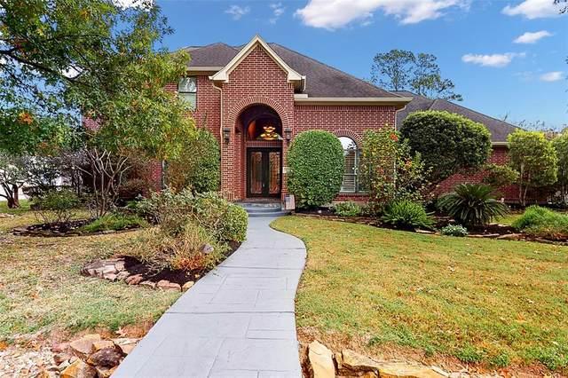 802 Shady Bend Lane, Friendswood, TX 77546 (MLS #30436435) :: Rachel Lee Realtor