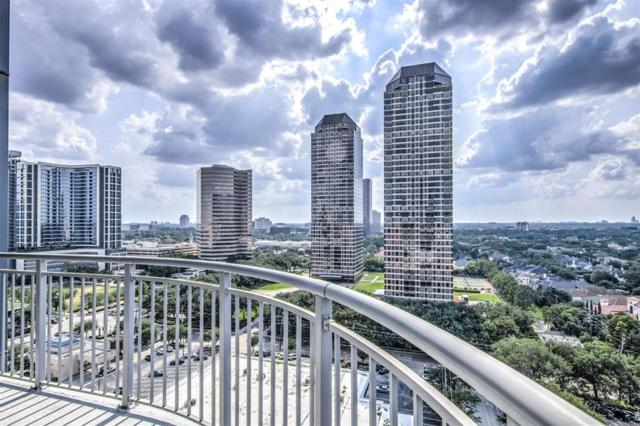1600 Post Oak Boulevard #1401, Houston, TX 77056 (MLS #30462968) :: Grayson-Patton Team