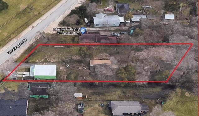 5220 1/2 & 5222 Bennington, Houston, TX 77028 (MLS #30478239) :: Texas Home Shop Realty