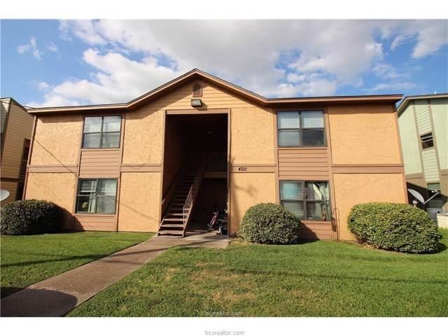 4311 Boyett Street A-D, Bryan, TX 77801 (MLS #30478535) :: The Jill Smith Team
