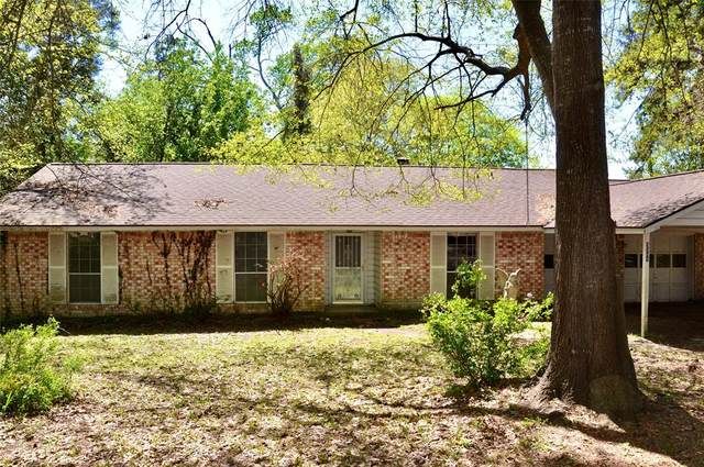 3302 Old Houston Road Road, Huntsville, TX 77340 (MLS #30489664) :: Caskey Realty