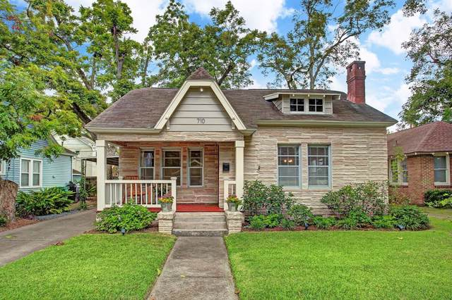 710 E 16th Street, Houston, TX 77008 (MLS #30490777) :: The Parodi Team at Realty Associates