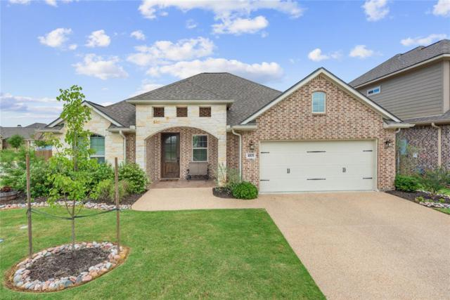 4101 Shady Brook Pass, College Station, TX 77845 (MLS #30496366) :: Texas Home Shop Realty