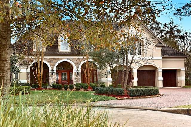 18 Bunnelle Way, The Woodlands, TX 77382 (MLS #30499221) :: The Parodi Team at Realty Associates