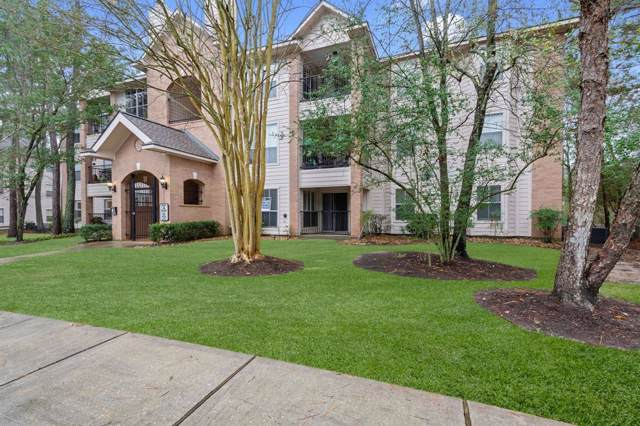 8051 Bay Branch Drive #411, The Woodlands, TX 77382 (MLS #30499981) :: The Sansone Group