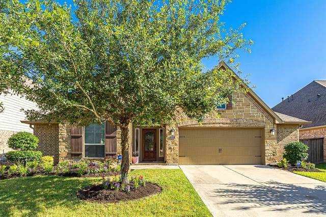 4515 Cinco Forest Trail, Katy, TX 77494 (MLS #30507492) :: The SOLD by George Team