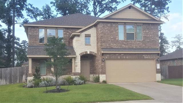 14022 Buffalo Gap Trail, Conroe, TX 77384 (MLS #30512061) :: Ellison Real Estate Team
