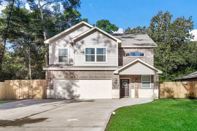 17322 S Tram Road, Splendora, TX 77372 (MLS #30514043) :: The Home Branch