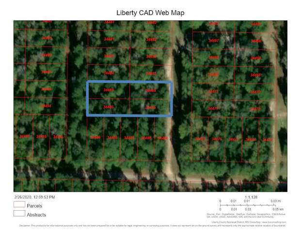 000 R 2743, Cleveland, TX 77327 (MLS #30515548) :: Green Residential
