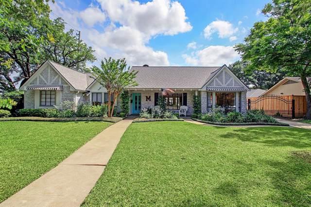 7503 Inwood Drive, Houston, TX 77063 (MLS #30522692) :: The Jill Smith Team