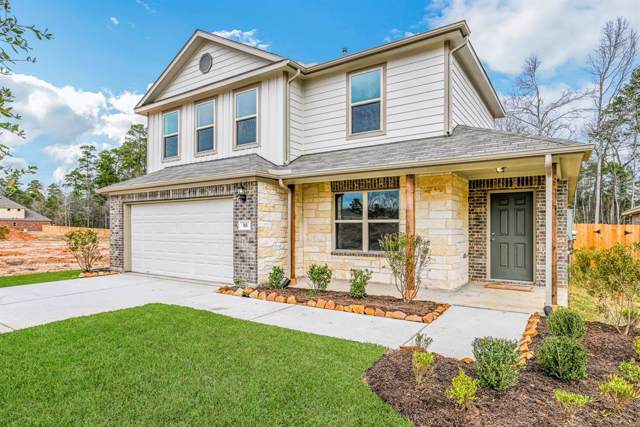 161 Courageous Side Way, Magnolia, TX 77354 (MLS #30535498) :: The Sansone Group
