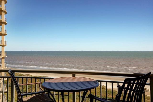 801 E Beach Drive Tw1102, Galveston, TX 77550 (MLS #30539840) :: REMAX Space Center - The Bly Team