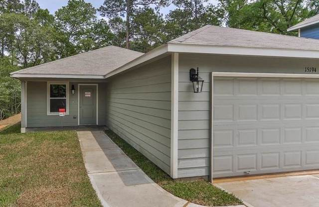 15194 Crockett, Willis, TX 77378 (MLS #3054236) :: The SOLD by George Team