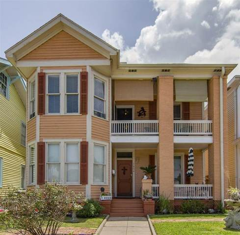 1604 23rd Street, Galveston, TX 77550 (MLS #30550969) :: The Heyl Group at Keller Williams