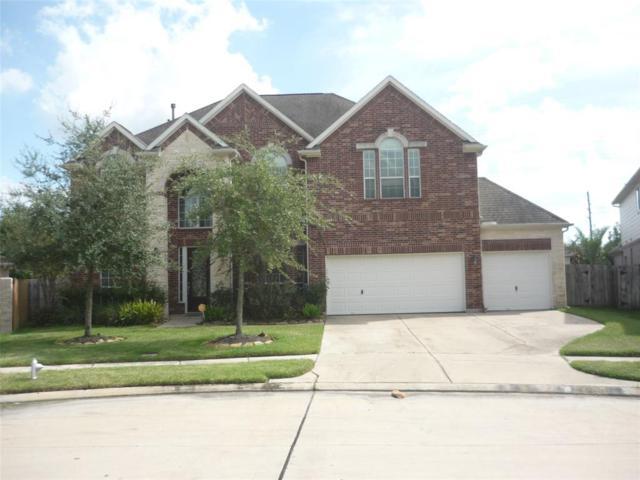 21507 Masonwood Lane, Richmond, TX 77469 (MLS #30555449) :: Green Residential