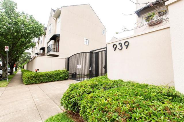 939 Colorado Street #14, Houston, TX 77007 (MLS #30559711) :: Fanticular Real Estate, LLC