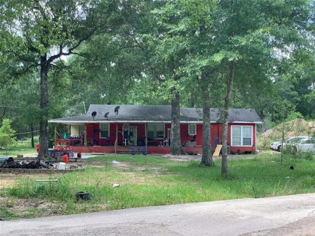650 Our Road, Shepherd, TX 77371 (MLS #30564344) :: The SOLD by George Team