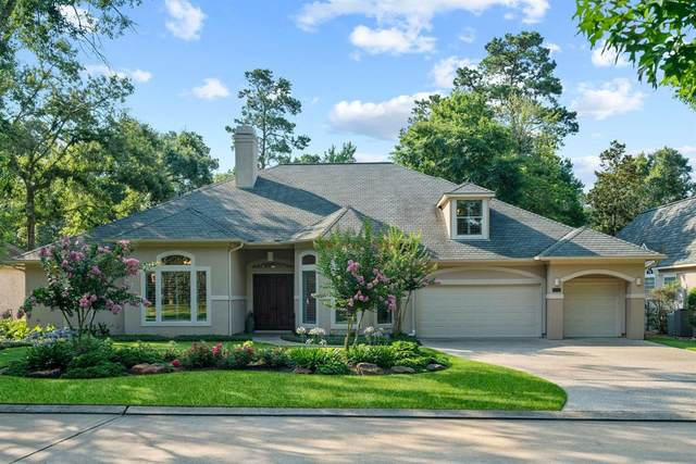 315 S Silvershire Circle, The Woodlands, TX 77381 (MLS #3057466) :: The Bly Team