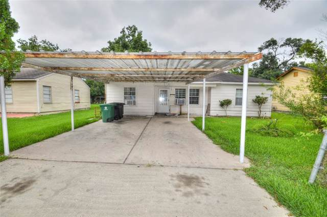 13367 Halifax Street, Houston, TX 77015 (MLS #30575949) :: The Heyl Group at Keller Williams