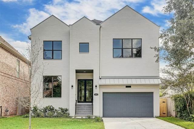 4403 Phil Street, Bellaire, TX 77401 (MLS #30582383) :: Green Residential