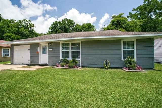 6411 Ridgeway Drive, Houston, TX 77087 (MLS #30590390) :: Caskey Realty