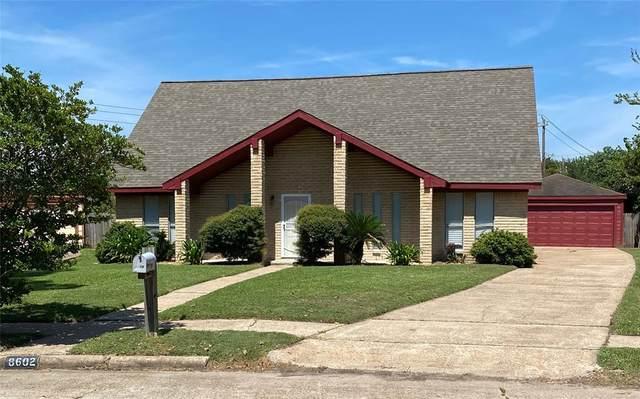 8602 Dawnridge Drive, Houston, TX 77071 (MLS #30593681) :: Texas Home Shop Realty