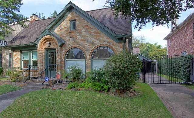 2736 University Boulevard, West University Place, TX 77005 (MLS #30597348) :: Green Residential