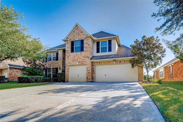 2119 Blue Water Bay Drive, Katy, TX 77494 (MLS #30600674) :: Texas Home Shop Realty