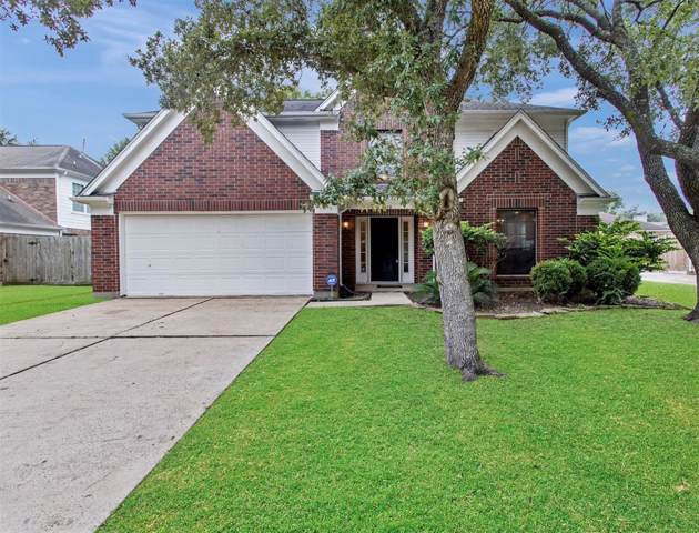 3910 Cedarwood Drive, Pearland, TX 77584 (MLS #30610778) :: The SOLD by George Team