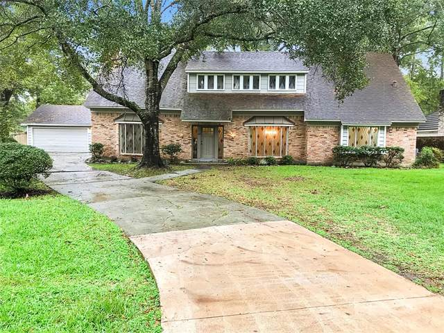 469 Old Hickory Drive, Conroe, TX 77302 (MLS #30612053) :: The Wendy Sherman Team