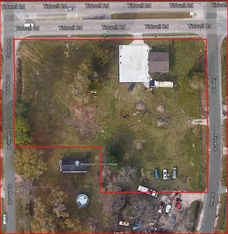 7320 Tidwell Road, Houston, TX 77016 (MLS #30612963) :: Keller Williams Realty