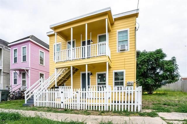 4011 Ball Street, Galveston, TX 77550 (MLS #30615200) :: Rachel Lee Realtor