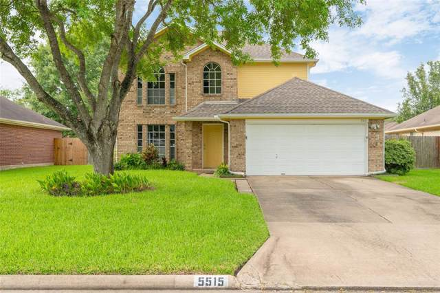 5515 Chisholm Trail, Dickinson, TX 77539 (MLS #30620841) :: JL Realty Team at Coldwell Banker, United