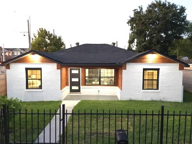 201 Sue Street, Houston, TX 77009 (MLS #30625493) :: Guevara Backman