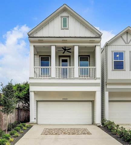 305 Willard Street, Houston, TX 77006 (MLS #30626749) :: The Parodi Team at Realty Associates