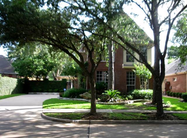 20 Grants Lake Circle, Sugar Land, TX 77479 (MLS #30634663) :: Ellison Real Estate Team