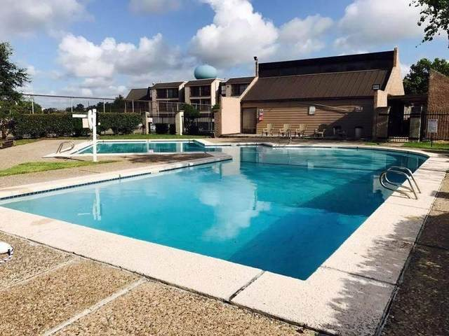 212 Plaza Verde Drive #22, Houston, TX 77038 (MLS #30641950) :: The SOLD by George Team