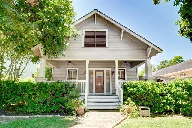 610 E 25th Street, Houston, TX 77008 (MLS #3064851) :: Caskey Realty